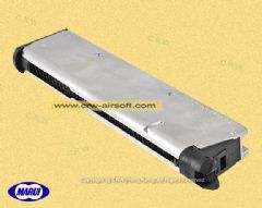 40rd Long Magazine for M1911A1 GBB (Silver) by Marui